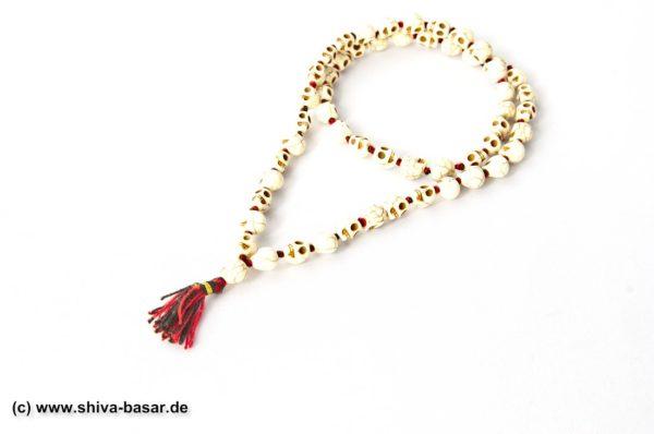 Totenkopf Halskette, Kali Mala
