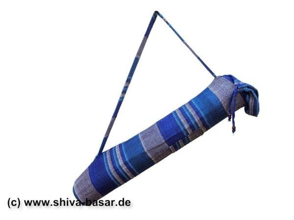 Yogamattentasche Bhakti Blau