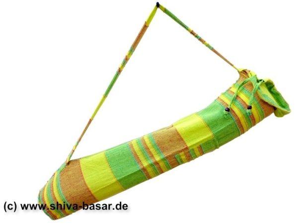 Yogamatten Tasche Bhakti in Grün