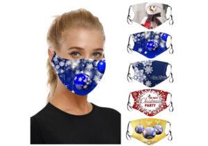 Mund-Nasenschutz-Masken
